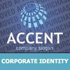Corporate Identity Template #35668