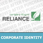 Corporate Identity Template #35670