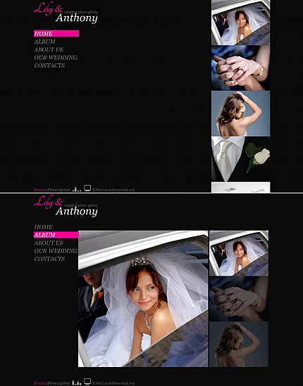 Art & Photography Wedding Zero Downloads Dynamic Flash Premium Templates XML Flash Site Wide Templates website inspirations at your coffee break? Browse for more Photo Gallery 2.0 #templates! // Regular price: $139 // Sources available:.SWF, .FLA, .XFL #Art & Photography #Wedding #Zero Downloads #Dynamic Flash #Premium Templates #XML Flash Site #Wide Templates #Photo Gallery 2.0