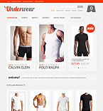 OsCommerce Template #35752