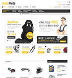 OsCommerce Template #35790