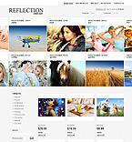 OsCommerce Template #35793