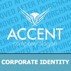 Corporate Identity Template #35970