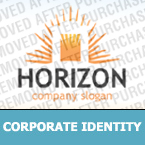 Corporate Identity Template #35984