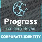 Corporate Identity Template #36092