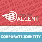 Corporate Identity Template #36173