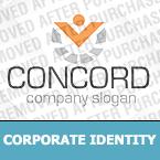 Corporate Identity Template #36175