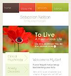 Facebook HTML Theme Template #36217