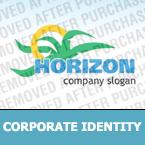 Corporate Identity Template #36465