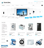 OsCommerce Template #36712
