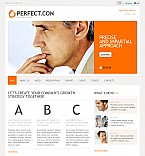 Stretched Flash CMS Theme Template #36742