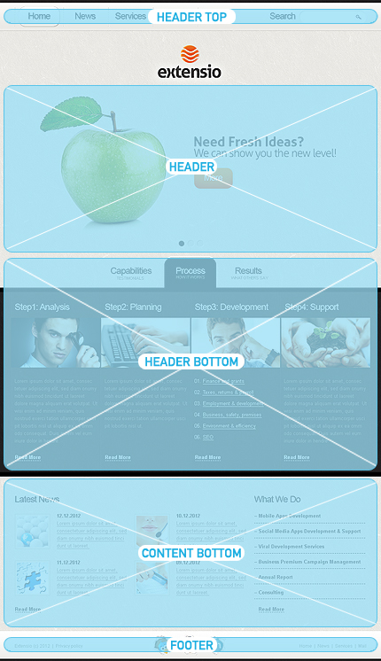 Business Wide Templates Drupal Templates website inspirations at your coffee break? Browse for more Drupal #templates! // Regular price: $67 // Sources available: .PSD, .PHP #Business #Wide Templates #Drupal Templates #Drupal