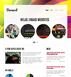 Download Template Monster Website Template 36847