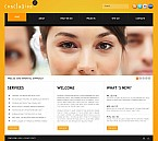 Flash CMS Template Template #36863