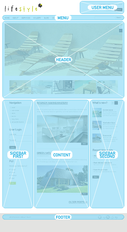 Interior & Furniture Most Popular Wide Templates Drupal Templates website inspirations at your coffee break? Browse for more Drupal #templates! // Regular price: $64 // Sources available: .PSD, .PHP #Interior & Furniture #Most Popular #Wide Templates #Drupal Templates #Drupal