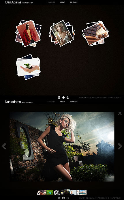 Art & Photography Clean Style Templates Zero Downloads website inspirations at your coffee break? Browse for more Photo Gallery 2.0 #templates! // Regular price: $139 // Sources available:.SWF, .FLA, .XFL #Art & Photography #Clean Style Templates #Zero Downloads #Photo Gallery 2.0