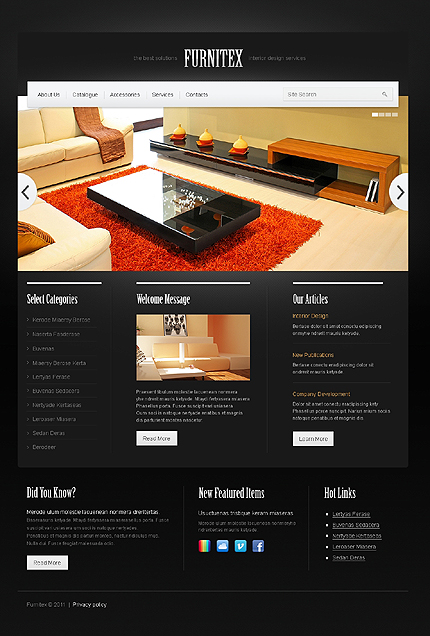Interior & Furniture Zero Downloads website inspirations at your coffee break? Browse for more Flash Animated #templates! // Regular price: $62 // Sources available:.SWF,  .HTML,  .PSD, .FLA #Interior & Furniture #Zero Downloads #Flash Animated