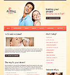 Website Template #37225