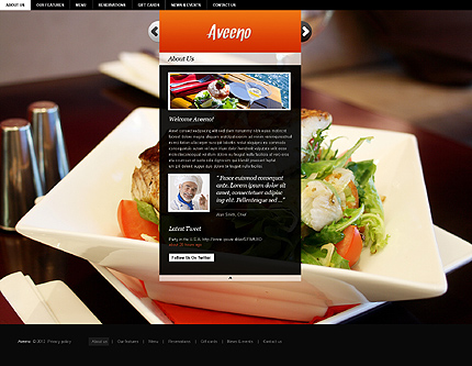 Cafe and Restaurant Zero Downloads website inspirations at your coffee break? Browse for more JavaScript Based #templates! // Regular price: $68 // Sources available: .HTML,  .PSD #Cafe and Restaurant #Zero Downloads #JavaScript Based