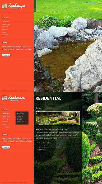 Exterior Design Zero Downloads website inspirations at your coffee break? Browse for more JavaScript Based #templates! // Regular price: $68 // Sources available: .HTML,  .PSD #Exterior Design #Zero Downloads #JavaScript Based