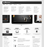 HTML5 JS Animated Template #37333
