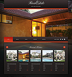 Stretched Flash CMS Theme Template #37423