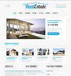 HTML5 JS Animated Template #38087
