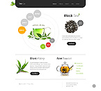 HTML5 JS Animated Template #38513