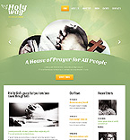 HTML5 JS Animated Template #39096