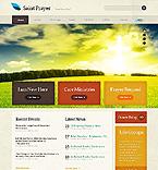 PRO Website Template #39364