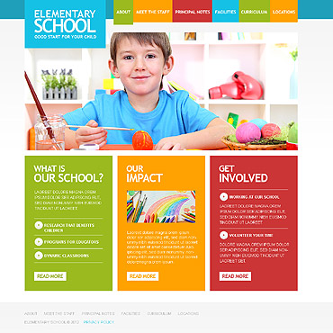 Website Template # 39379