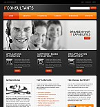 Stretched Flash CMS Theme Template #39624