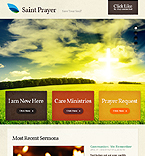 Facebook Static Theme Template #39670