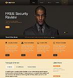 PRO Website Template #39932
