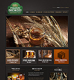 PRO Website Template #40012