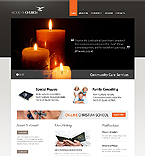 HTML5 JS Animated Template #40052