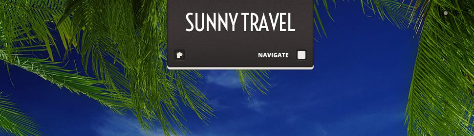 Travel - Template Joomla