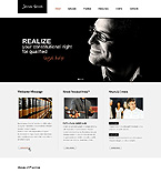 PRO Website Template #40125
