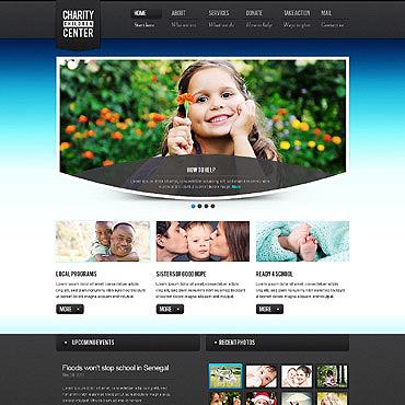 Website Template # 40132