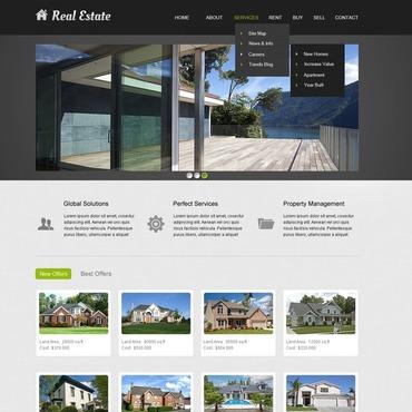 Website Template # 40236