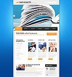 PRO Website Template #40266