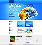 PRO Website Template #40305