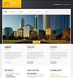 Joomla Template #40402