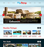 PRO Website Template #40503