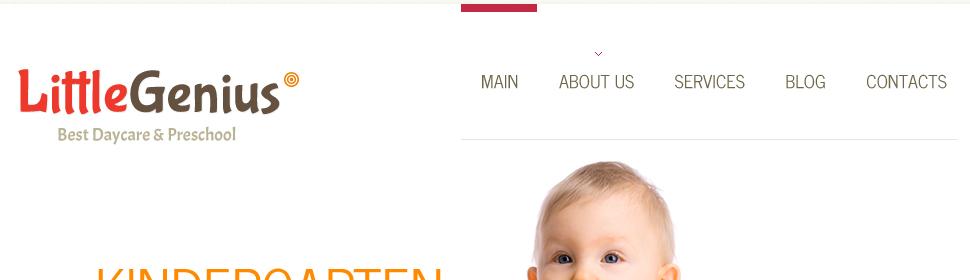 Kids menu template – Sample Kids Menu Template