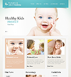 HTML5 JS Animated Template #40551