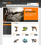 OpenCart Template #40566