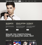 Best Lawyers Joomla Template
