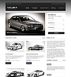 HTML5 JS Animated Template #40596