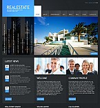 Stretched Flash CMS Theme Template #40622